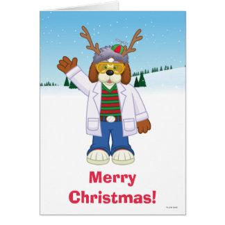 """Harold J. """"Goober"""" Hausenfeffer Jr. Greeting Card"""