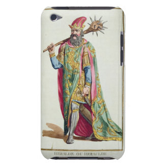 Harold, King of Denmark from 'Receuil des Estampes Barely There iPod Cover
