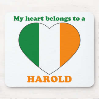 Harold Mouse Pad