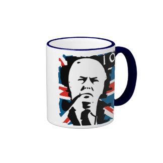 Harold Wilson Ringer Mug