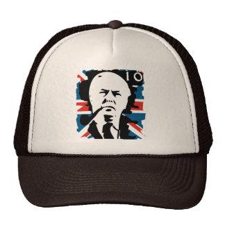 Harold Wilson Trucker Hats