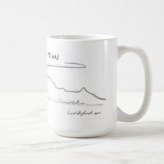 Harold's Planet Love Cape Town Coffee Mug