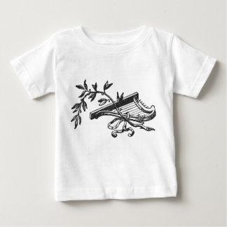Harp and Berries Baby T-Shirt