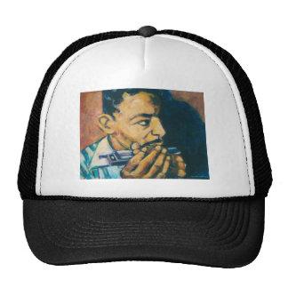 Harp Man Trucker Hat