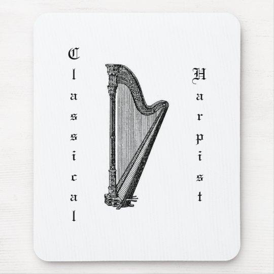 Harp Mouse Mat