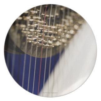 Harp Plate