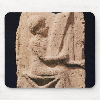 Harp player, 1830-1600 BC Mouse Pad