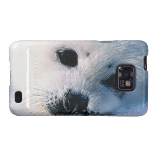 Harp seal pup 2 galaxy s2 cover