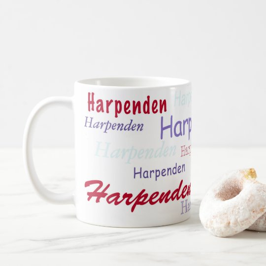 Harpenden Harpenden Harpenden, the real deal Coffee Mug