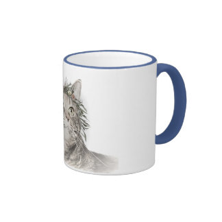 Harper the Tabby Ringer Mug