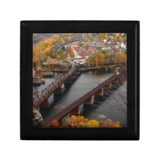 Harpers Ferry in the Fall Gift Box