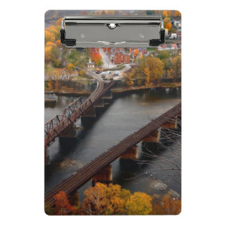 Harpers Ferry in the Fall Mini Clipboard