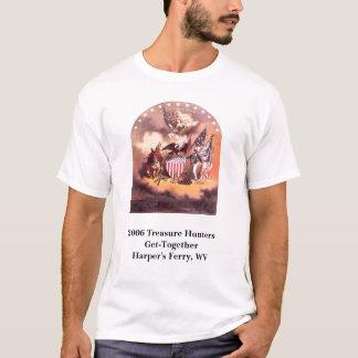 Harpers Ferry T, 2006 Treasure HuntersGet-Toget... T-Shirt