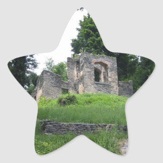 Harpers Ferry, West Virginia Star Sticker