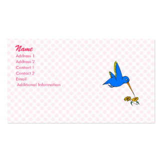 Harpo Hummingbird Pack Of Standard Business Cards