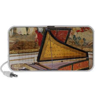 Harpsichord, 1634 iPod speakers