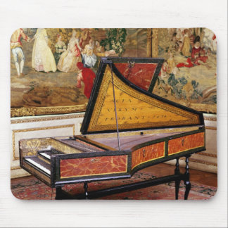 Harpsichord, 1634 mouse pad