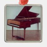 Harpsichord belonging to Ludwig van Beethoven Christmas Tree Ornament