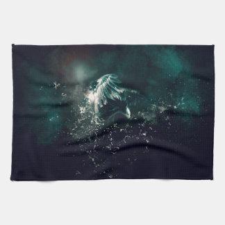 Harpy Eagle Tea Towel