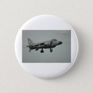 Harrier 6 Cm Round Badge