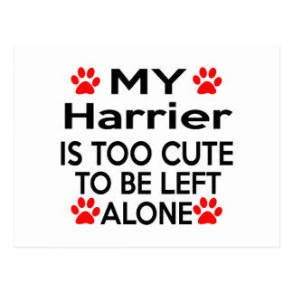 Harrier Designs Postcard