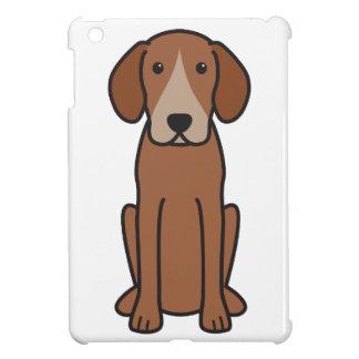 Harrier Dog Cartoon Case For The iPad Mini