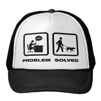 Harrier Mesh Hats