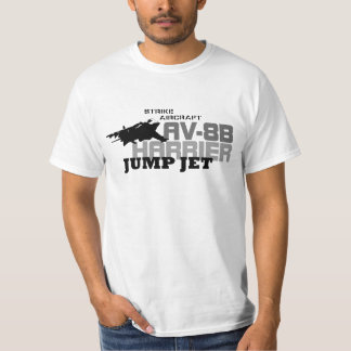 Harrier Jump Jet - T-Shirt