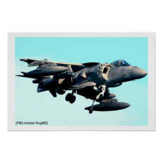 Harrier Posters