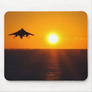 """HARRIER SUNRISE"" MOUSE MAT"