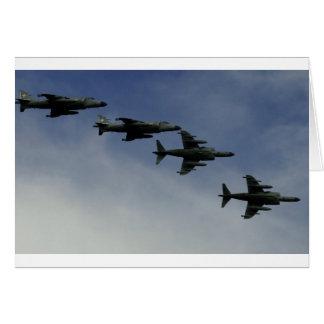 Harriers Greeting Card