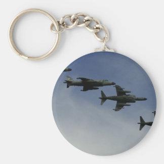 Harriers Key Ring