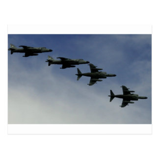 Harriers Postcard