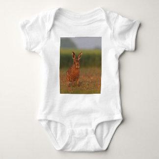 Harriet Hare Baby Bodysuit