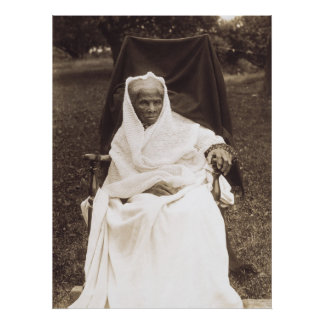 Harriet Tubman African American Abolitionist Poster