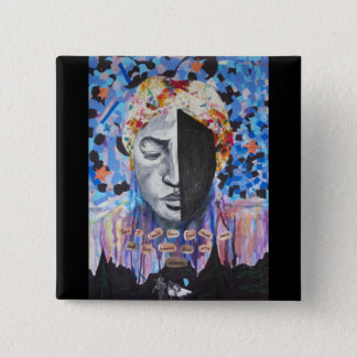 Harriet Tubman -Black History Button