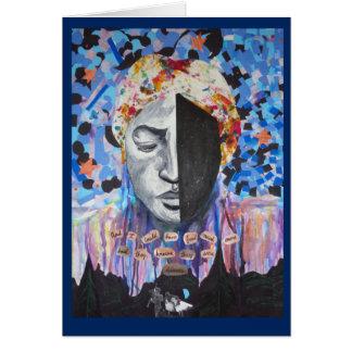 Harriet Tubman -Black History Card