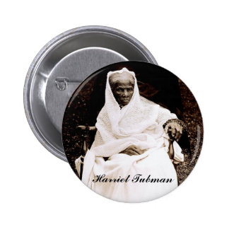 Harriet Tubman Button