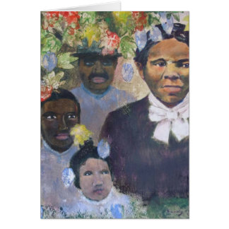 Harriet Tubman Greeting Cards