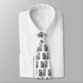 """Harriet Tubman & """"Hold Steady Lord"""" Quote Tie"""