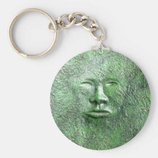 Harriet Tubman in Bronze Key Chain