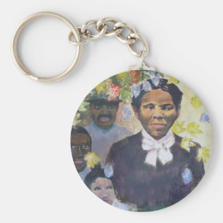 Harriet Tubman Key Ring