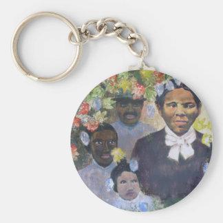 Harriet Tubman Key Chain