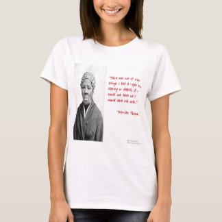 """Harriet Tubman """"Liberty Or Death"""" Quote Gifts T-Shirt"""