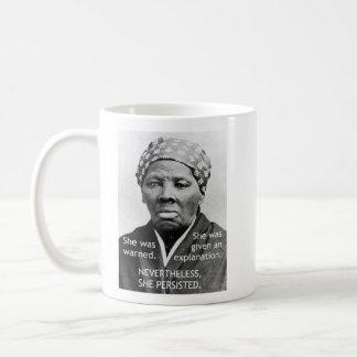 Harriet Tubman PerSister Mug