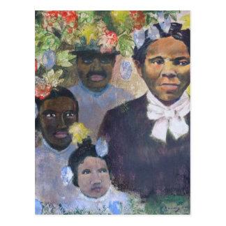 Harriet Tubman Postcard