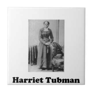 Harriet Tubman Small Square Tile