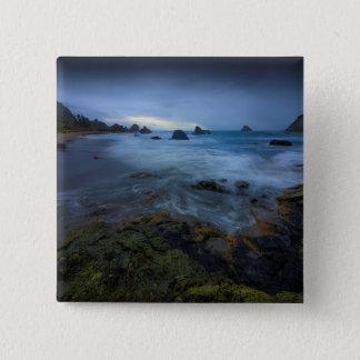 Harris Beach State Park | Oregon 15 Cm Square Badge