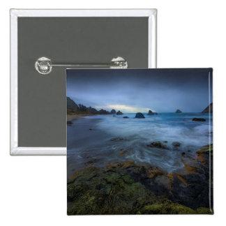 Harris Beach State Park   Oregon 15 Cm Square Badge