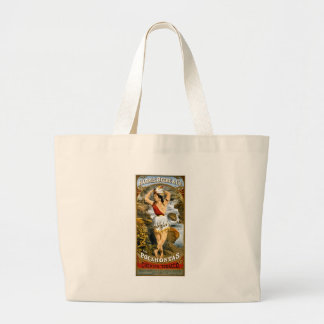 Harris Beebe Co - Pocahontas Chewing Tobacco Tote Bags